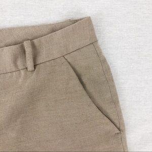 Zara Pants - Zara Basic Beige Chino Trouser